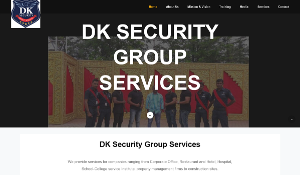 DK Security Group Services