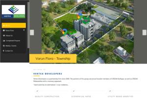 vertex developers kolhapur